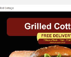 website design for chicken shop